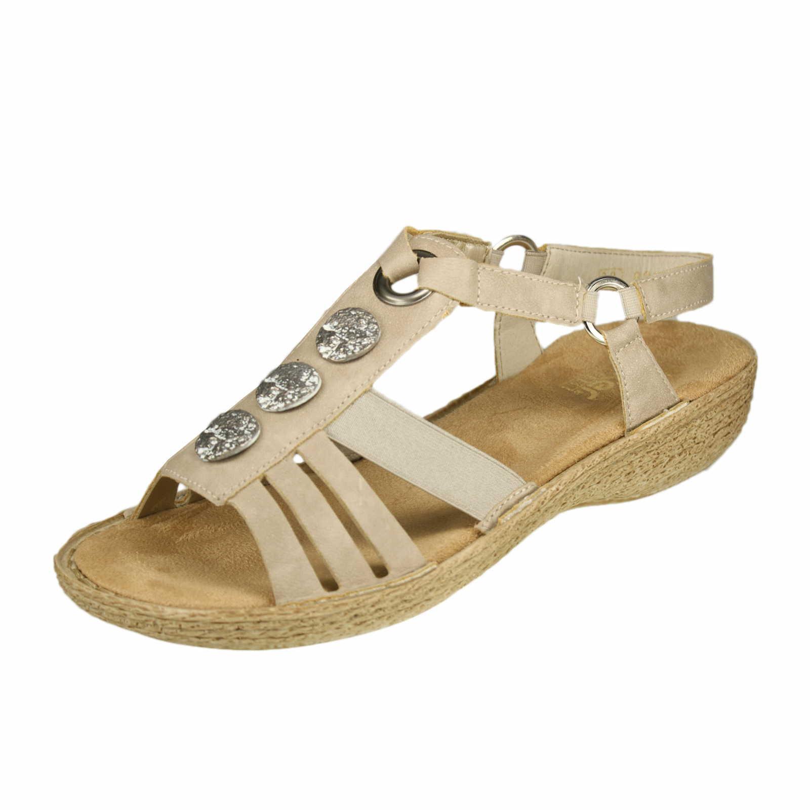 Damen Sandale beige - 65873-60