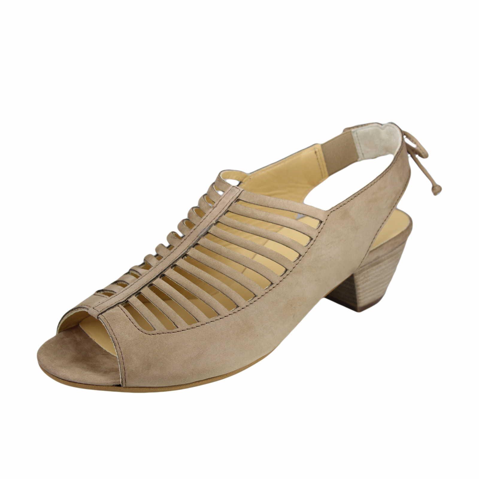 Damen Sandalette sisal - 6589-097