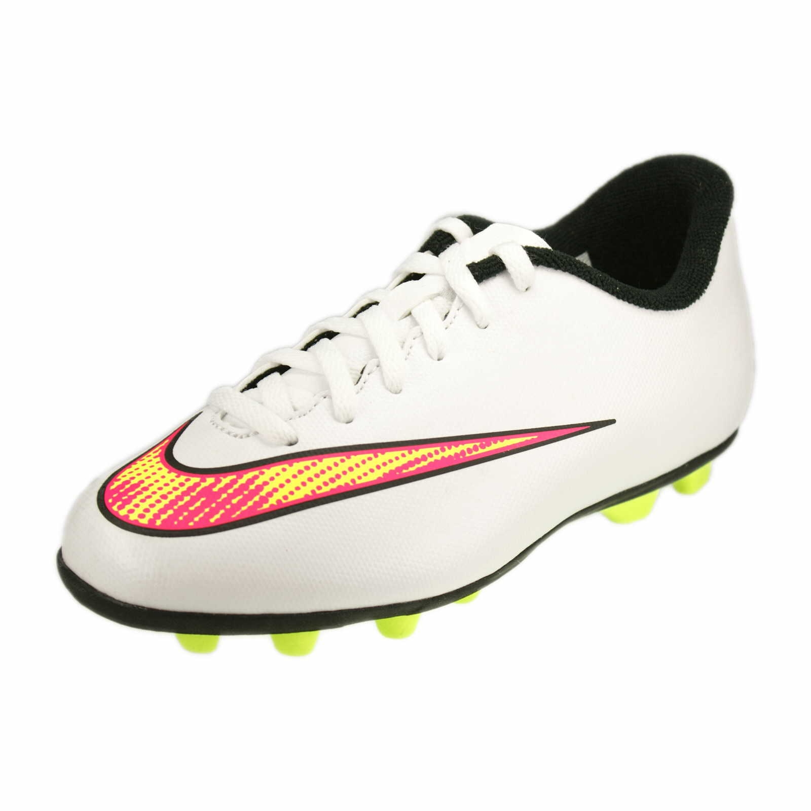 nike fu ball jr mercurial vortex in weiss schuhparadies. Black Bedroom Furniture Sets. Home Design Ideas