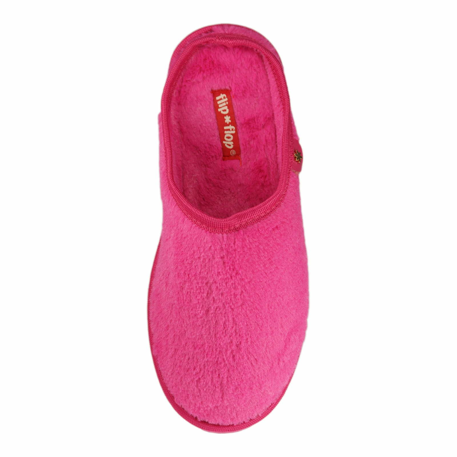flip flop pantoffel homestay geranium f r damen in pink schuhparadies. Black Bedroom Furniture Sets. Home Design Ideas