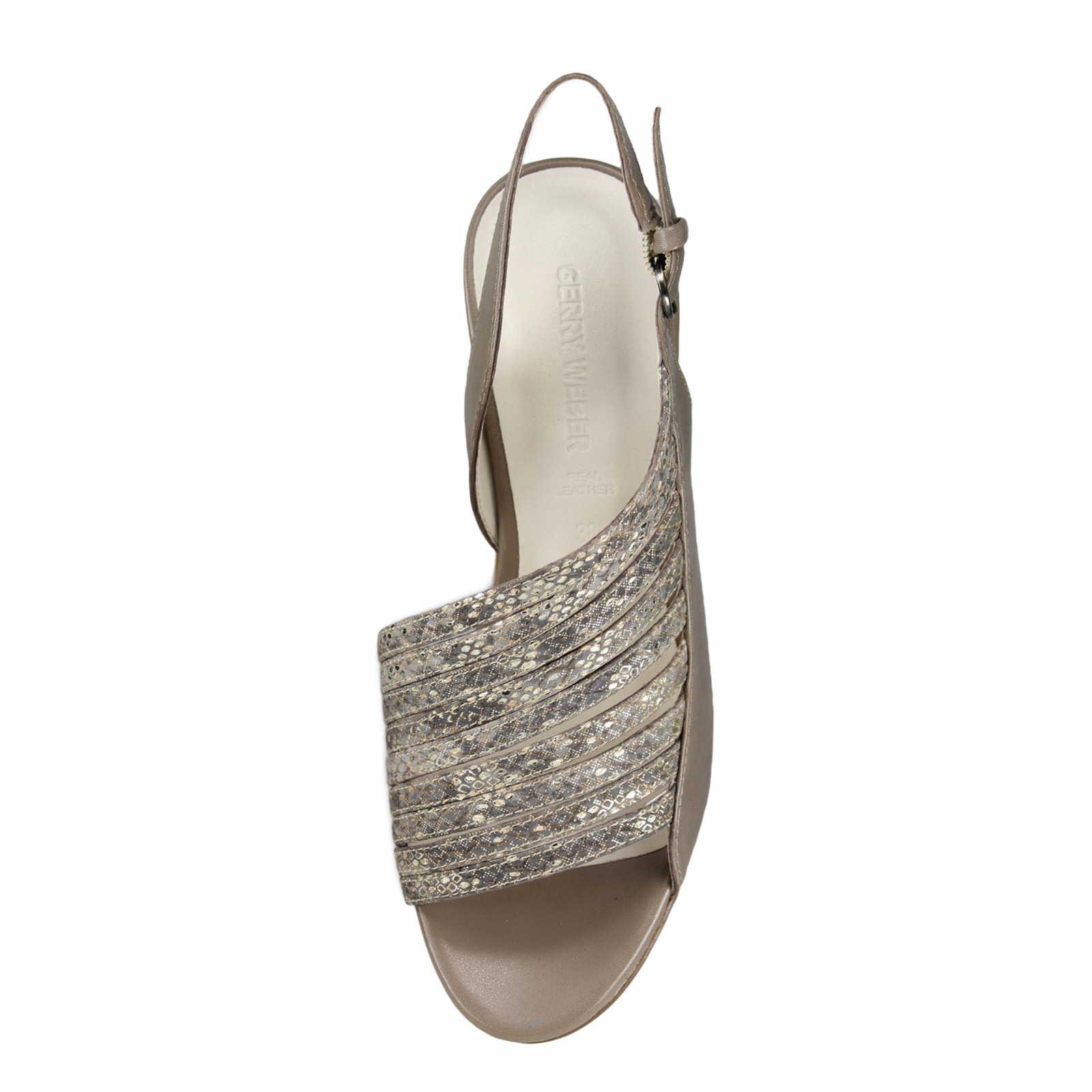 gerry weber shoes braun saskia 03 g39813 848 392 schuhparadies online shop schuhe. Black Bedroom Furniture Sets. Home Design Ideas