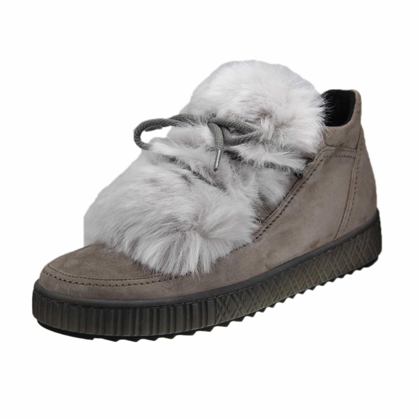 Gabor Sneaker für Damen in grau | Schuhparadies