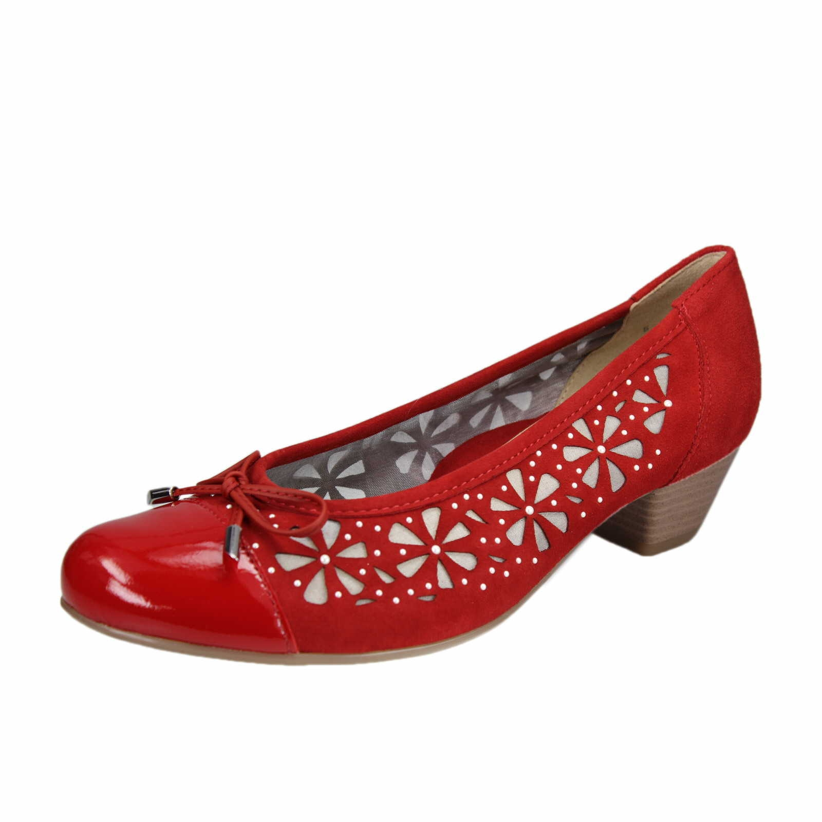 2018 shoes the sale of shoes good quality Ara Pumps für Damen in rot | Schuhparadies