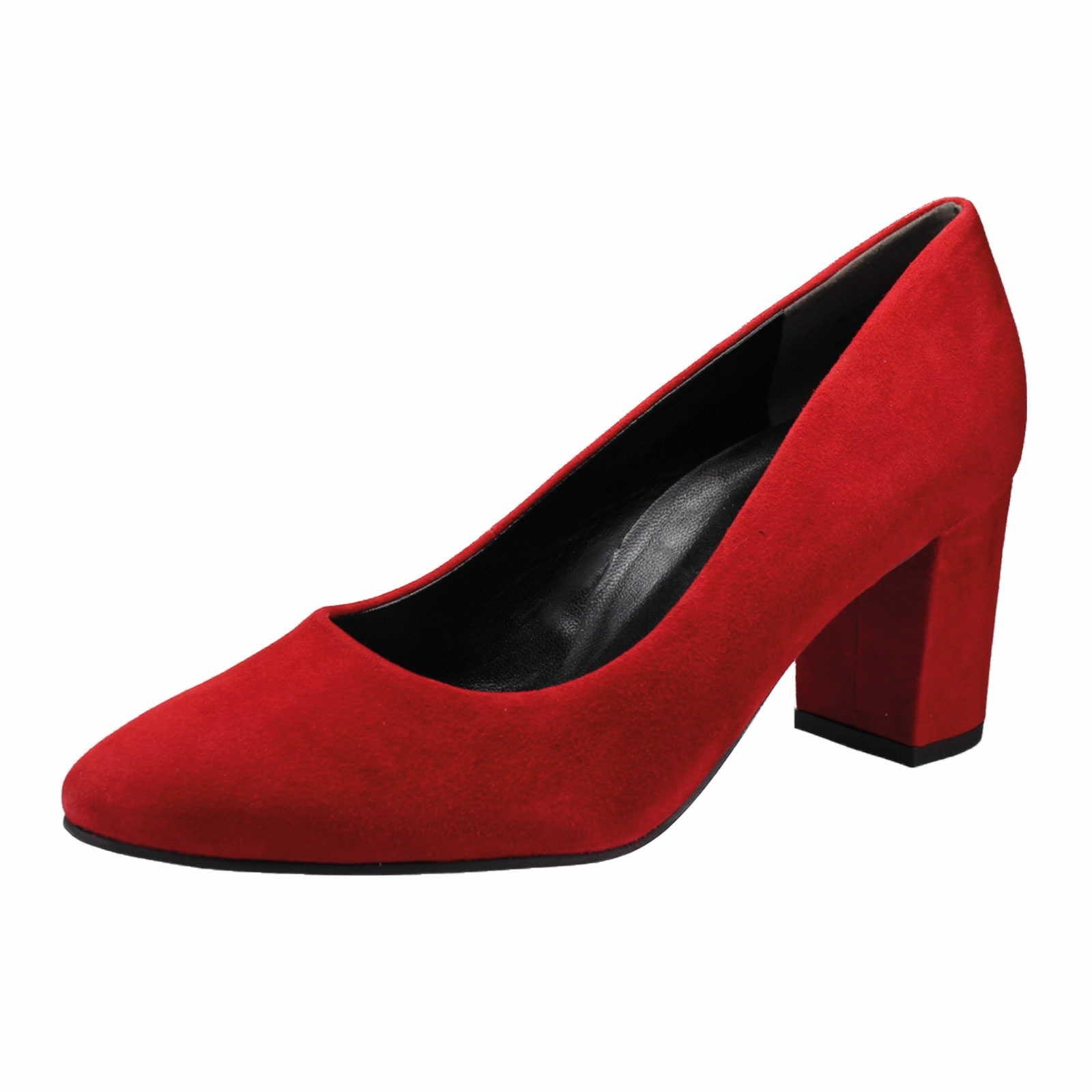 Paul Green Pumps für Damen in rot | Schuhparadies
